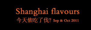 Shanghai Flavours by Jerry-she