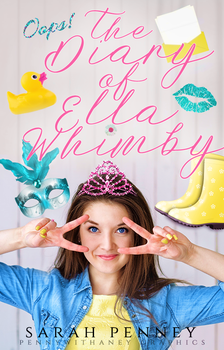 The Diary of Ella Whimby (A Fake Wattpad Cover) by Pennywithaney