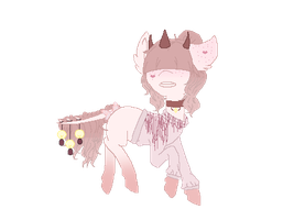 Demon Mare Auction closed by Neppy-the-kit