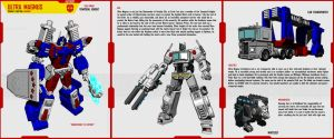 TEMPORAL KNIGHT - ULTRA MAGNUS by F-for-feasant-design