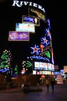Riviera Hotel and Casino by cthacker