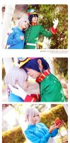Howl's moving castle by angie0-0