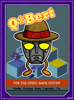 Q-Bert by debureturns
