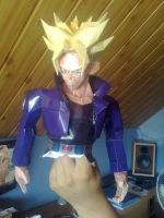 Trunks SSJ WIP #2 by totya0108