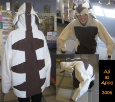 Appa sweat shirt by zeldalilly