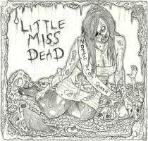 little miss dead by ayillustrations