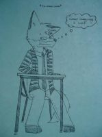 In Math Class (Vent) by 1000VoltFox