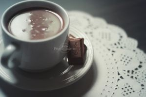 .: Hot Chocolate :. by Rare-Pearl