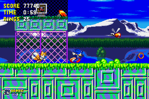 SONIC EVOLVE: Sleeping Egg Zone by MobileSuitSonic