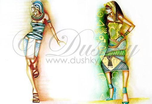 ancient egypt 1 by dushky