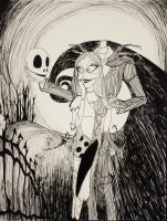 The Skeleton and The RagDoll by Insinidy