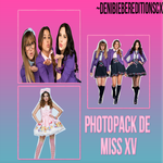 Photopack De Miss xv by DeniBieberEditionscx