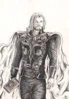 The Mighty Thor by M-ers