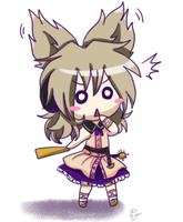 so i herd u liek touhou by FENNEKlNS