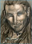 Black Sails Captain Charles Vane ( sketch) by Katerina-Art
