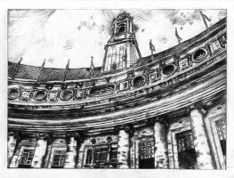 County Hall by RovanEth
