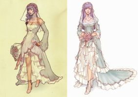 Brides for Highlandar by JDarnell
