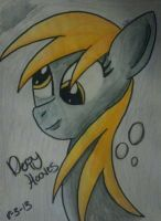 Derpy Hooves by NatAttack33