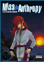 Miss Anthropy 3: Cover by nonobadpup