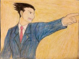 OBJECTION!!!! by julianDB92