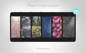 iPhone 5 Mixed Wallpack 08 by kirill0v