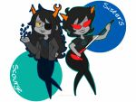 Scourge Sisters by Cheezit1x1