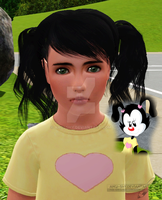 Laffy in The Sims 3 by Angi-Shy
