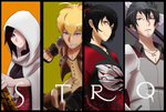 Team STRQ by Limbonix