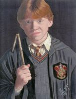 ron weasley by ZOG2097