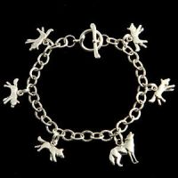 Pack of Wolves Bracelet by RunsWithVampires1