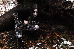 Black Metal VI by Cruzio