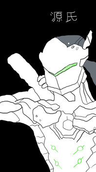 Genji by TheManInTheMask123