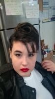 Greaser Makeup and Hair by Wednessday98