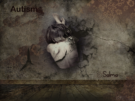 Out of the autism by fantasy-salma