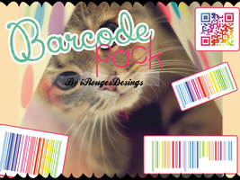 Barcode Pack by iRouges