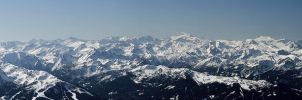 Dachstein Panorama by miki3d