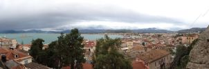 Old Nafplio Town by leukoula