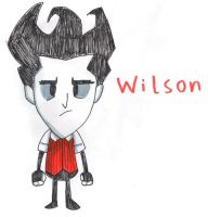 Wilson by YouCanDrawIt