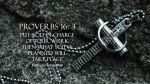 Proverbs 16 3 - God in Work by froztlegend