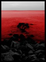 The Sea of Blood by sirithlainion