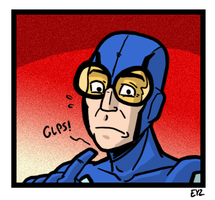 Ted Kord 10 by theEyZmaster