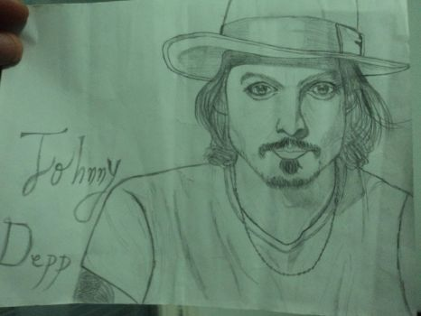 johnny depp :D what do u think ? by nadrouch