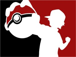 Pokemon stencil by terrorsmile