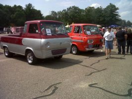 Small Fords by niki1313