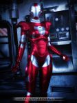 Pepper Potts - Rescue by PGandara