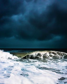 Trying to Reason with Hurricane Season by katelenny