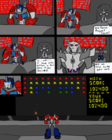 Transformers Prime: Project Iacon by Kalhiki