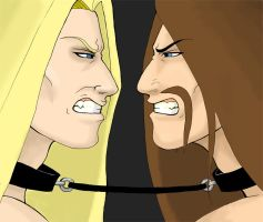 Dethklok Aggression by XHidaka