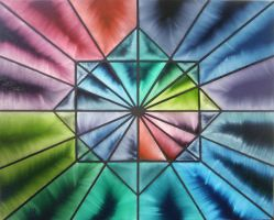 Stained Glass? by W. Redman by wanred