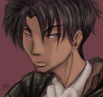 Levi: Gift For BWSR3 Contest by Immobliss